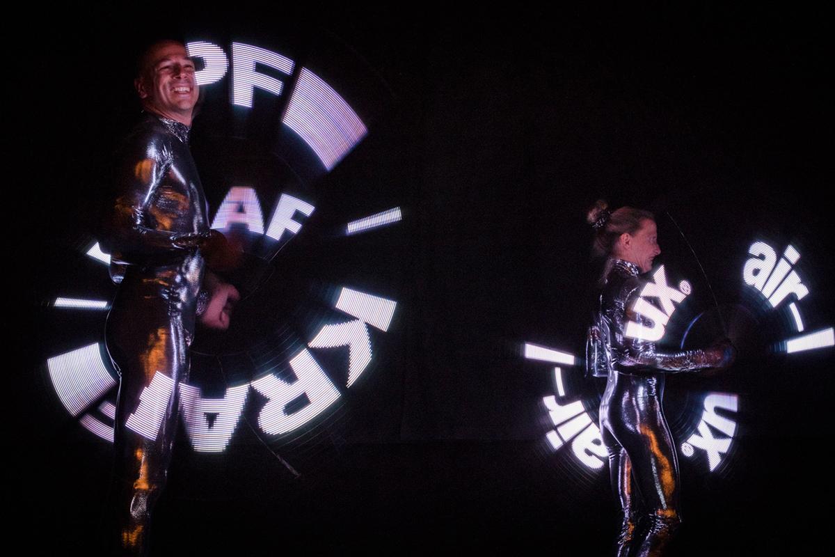 Krapf Metallbau und Air Lux, Betriebsfest mit Ueli Steck, Hannes vo Wald und Coloro